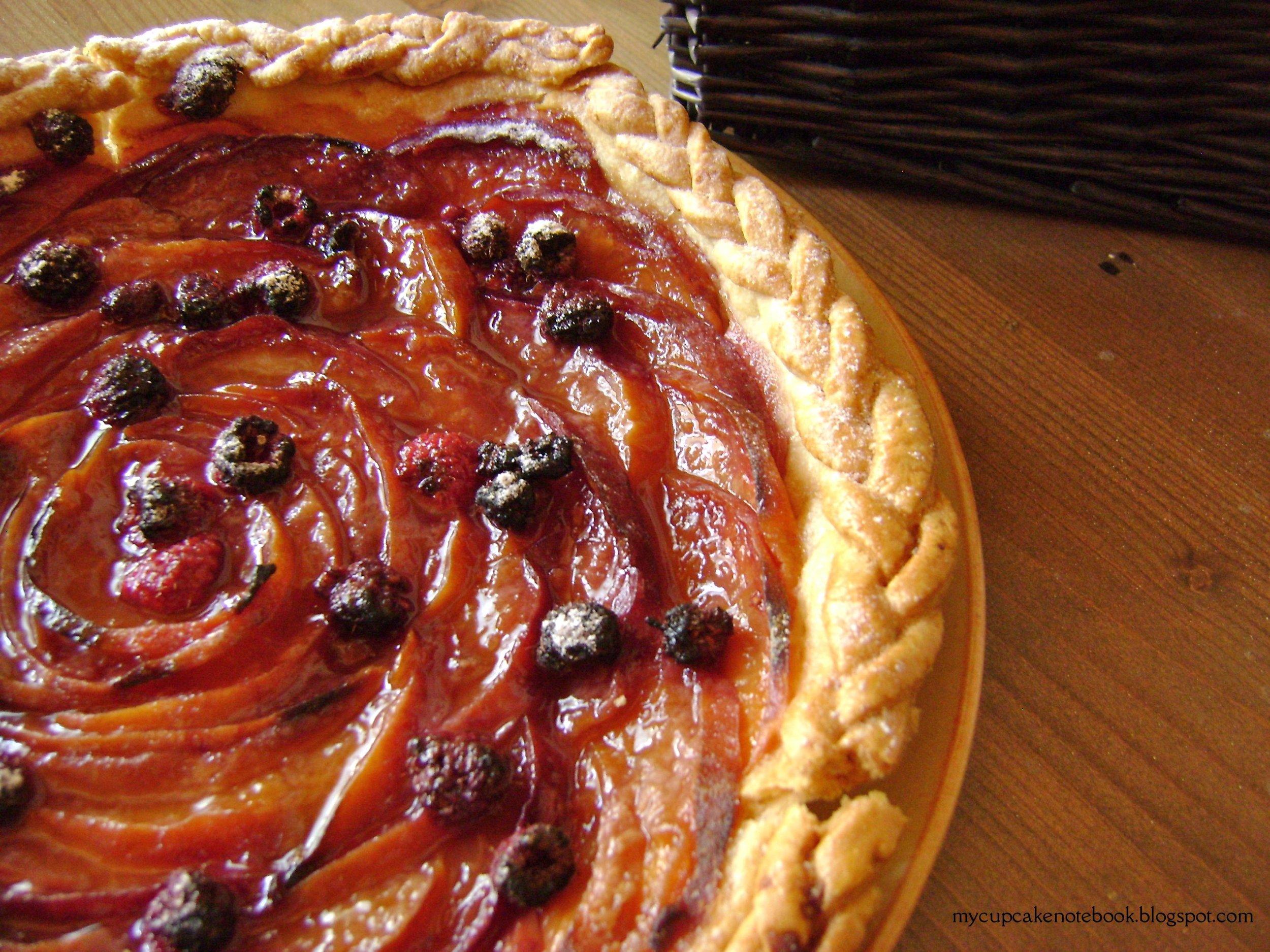 Tarta de nectarinas y frambuesas6.jpg