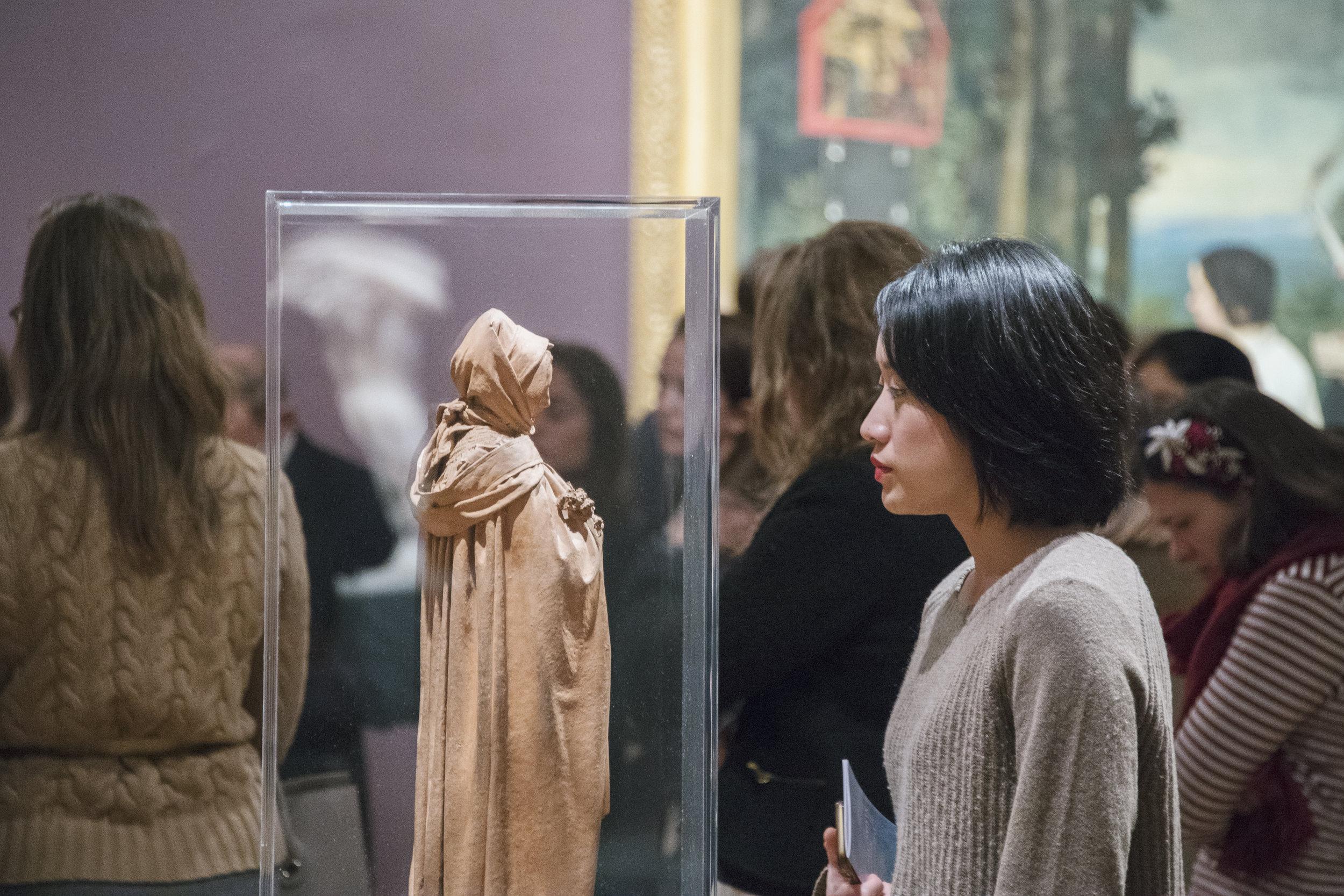 Tate Patron's event, Tate Britain EY Exhibition: The Impressionists in London Photo (c) Tate (Alex Wojcik)