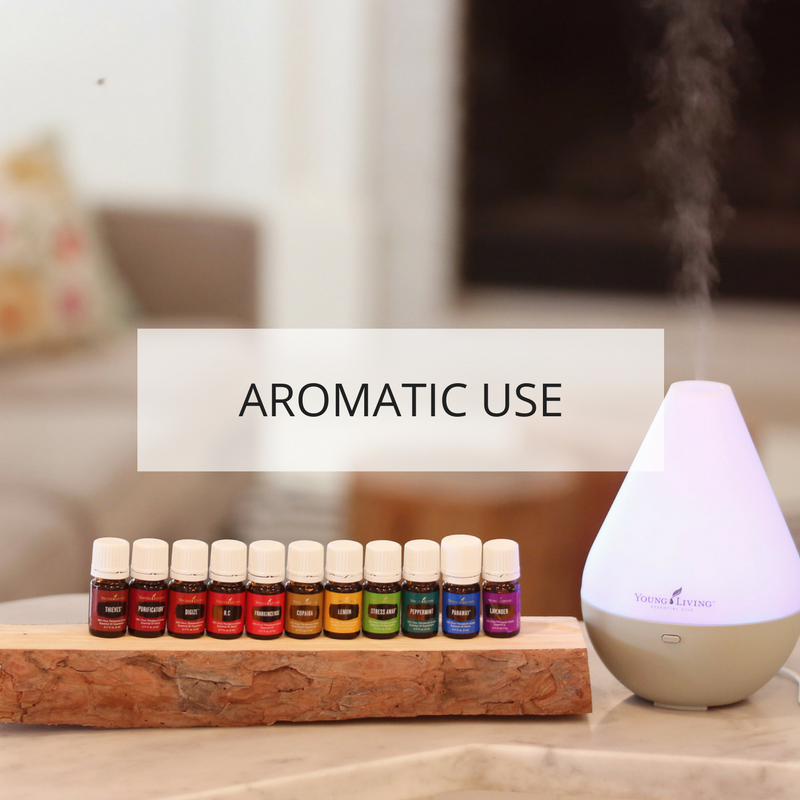 Aromatic Use