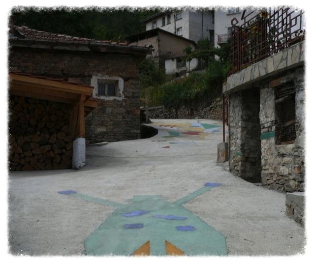 'Landing Figures' Engine Room Europe project, Bulgaria
