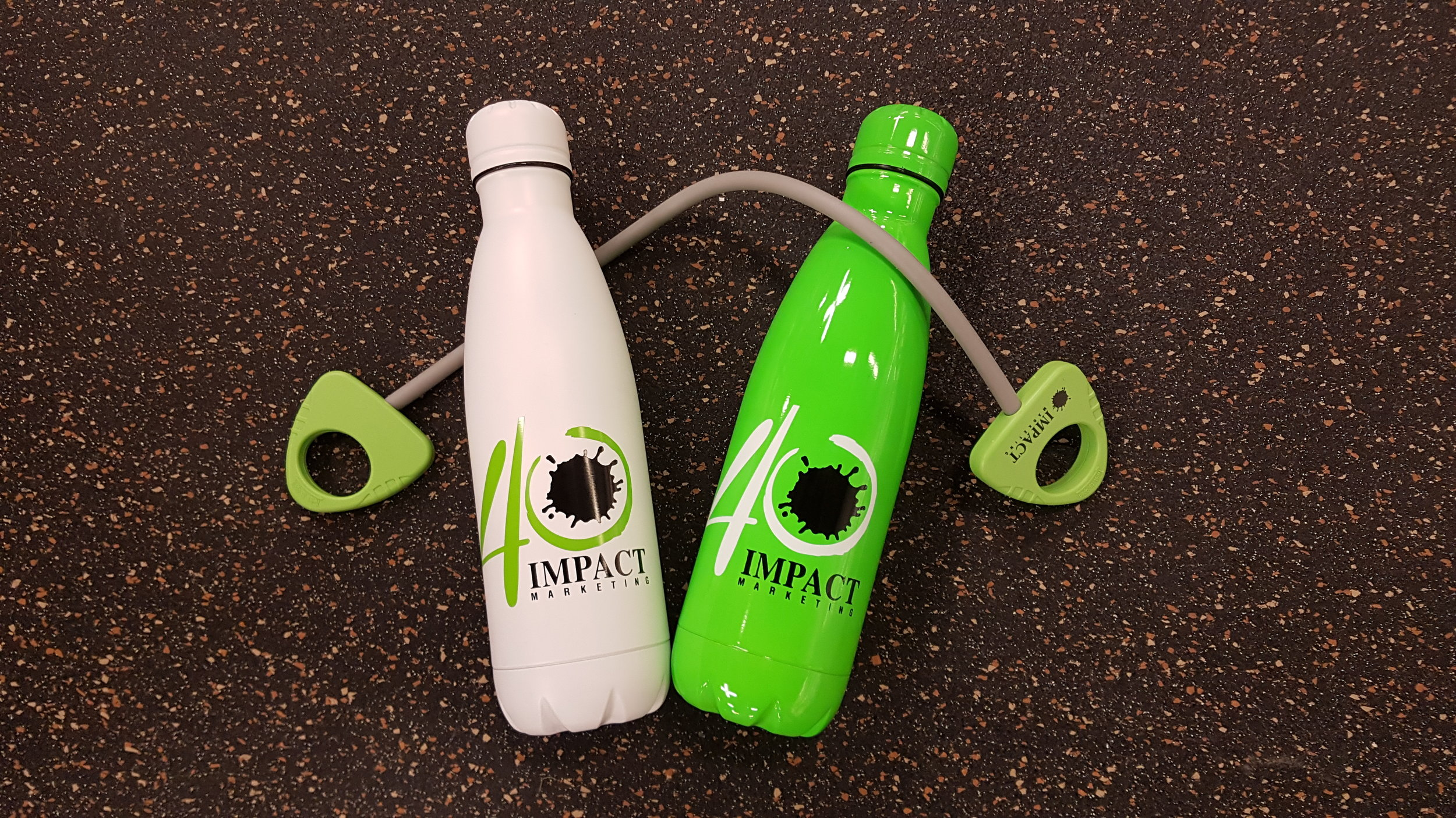 best bottles ever! - Impact Marketing did an incredible job getting our bottles to us in a timely manner for our event! Fast and affordable with friendly service! Thanks Impact Team!