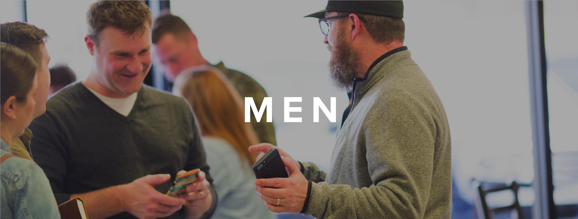 Copy of Men's Ministry