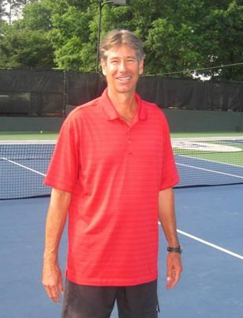 Steve Prueter Tennis Pro Lake Jeanette Swim and Tennis Club