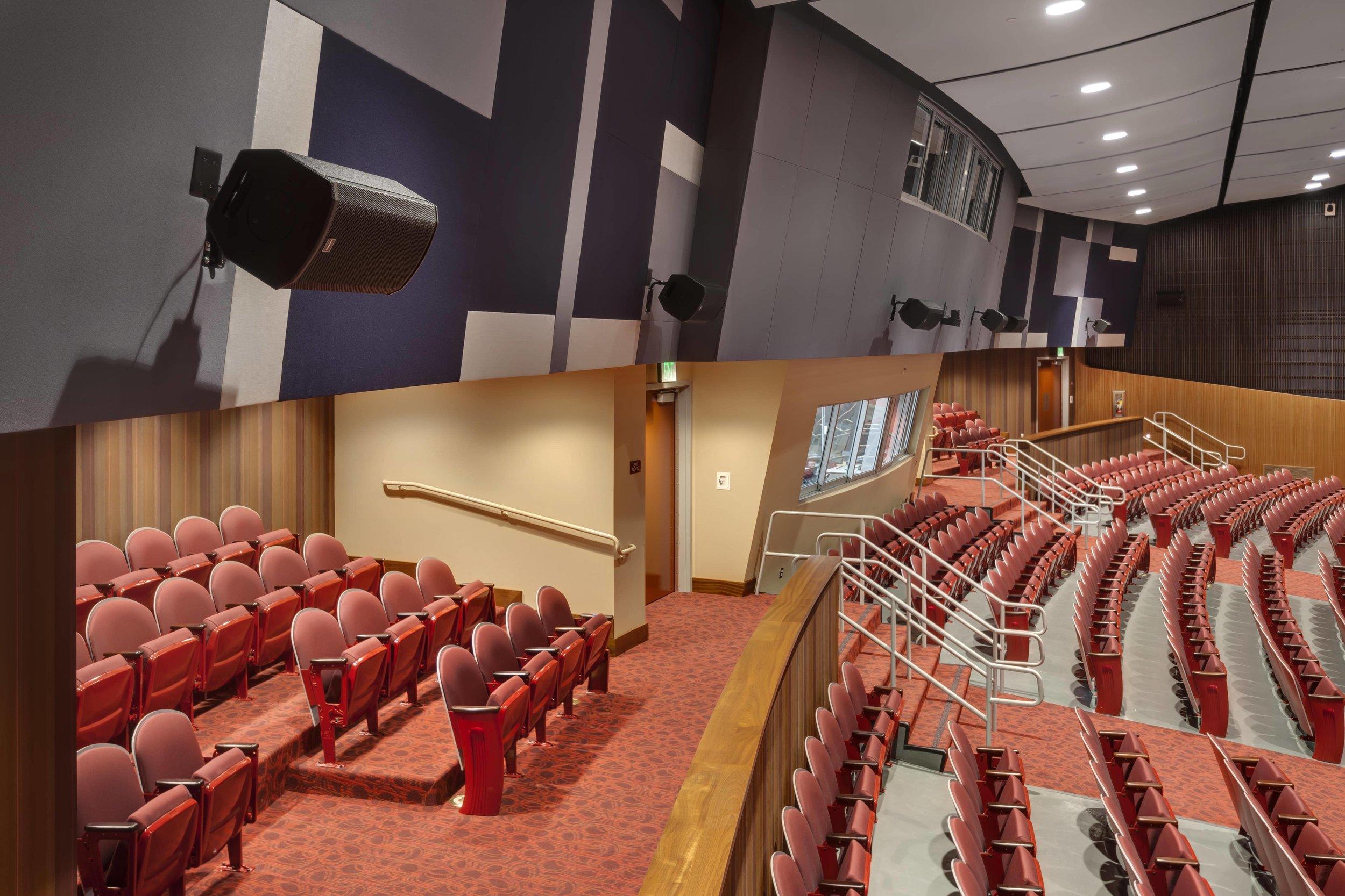 7. AV Control Room