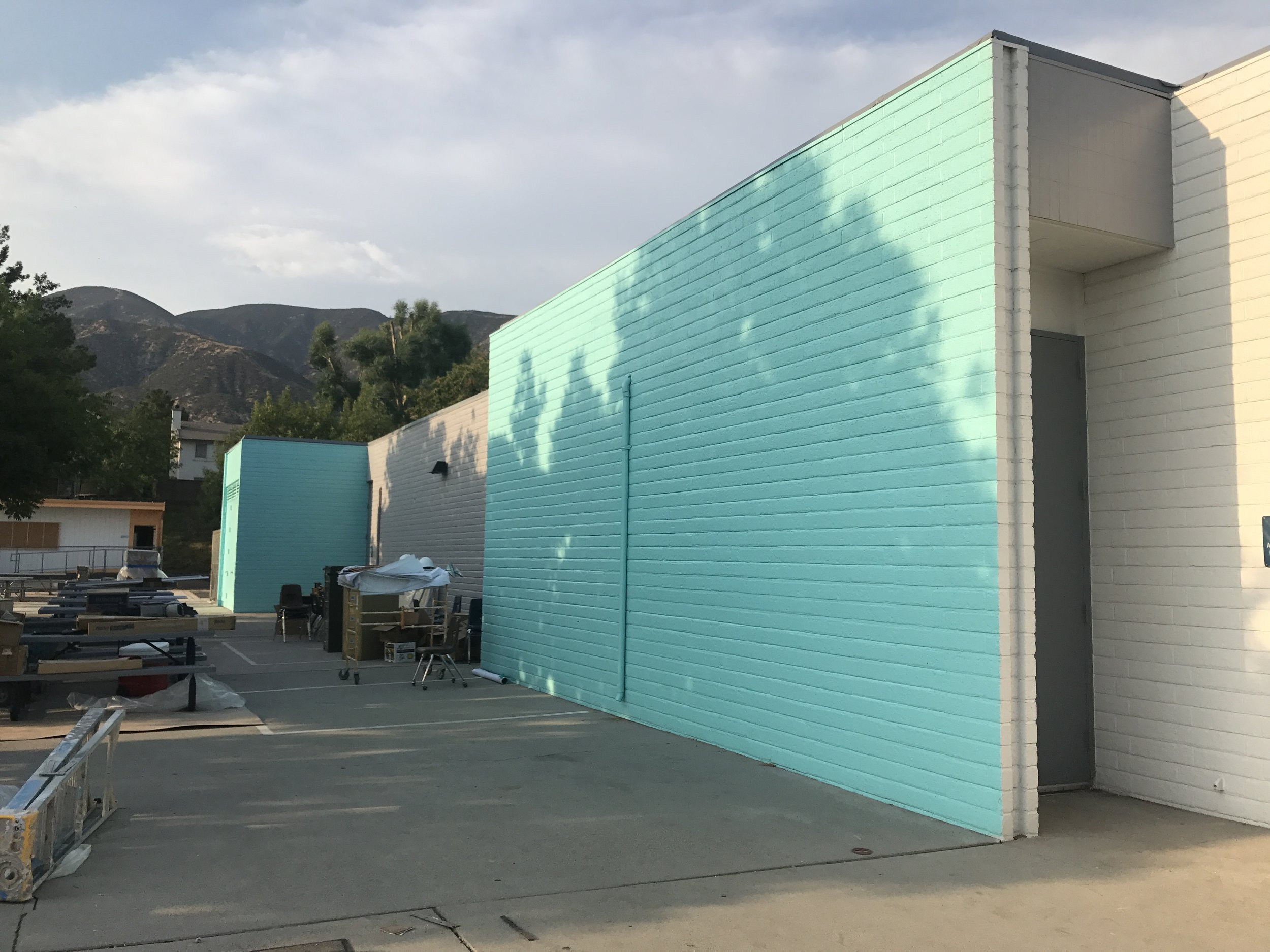 New Exterior Paint