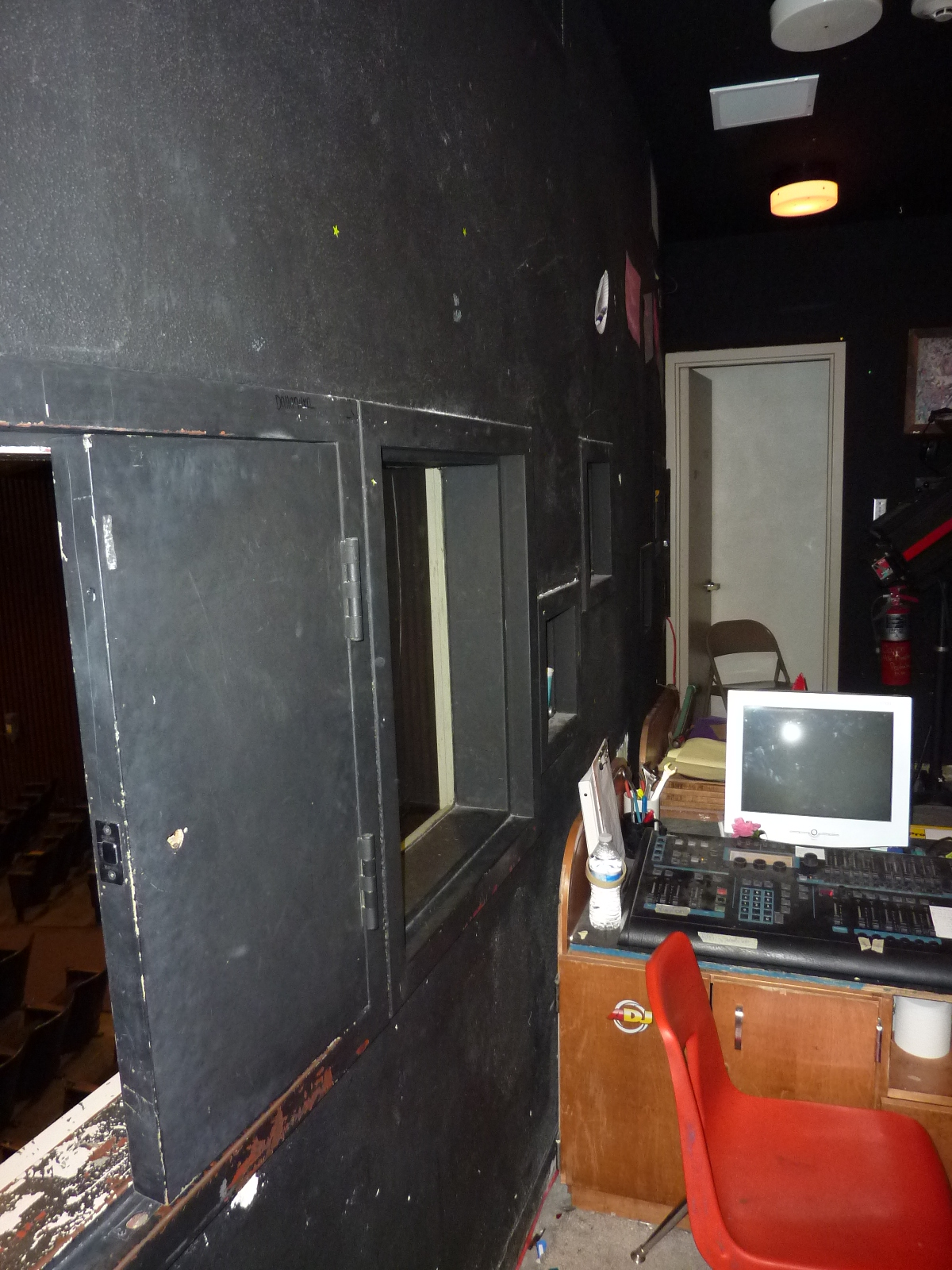 Before: Control Room