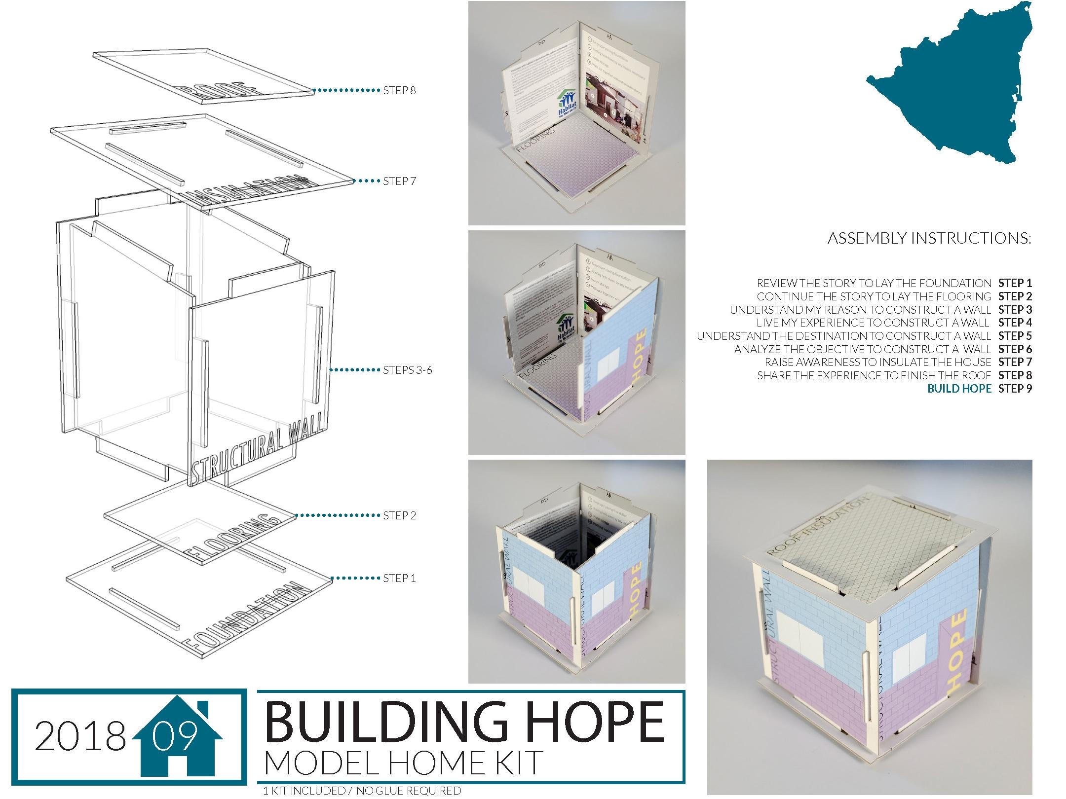 Building Hope - Nicaragua | 201809
