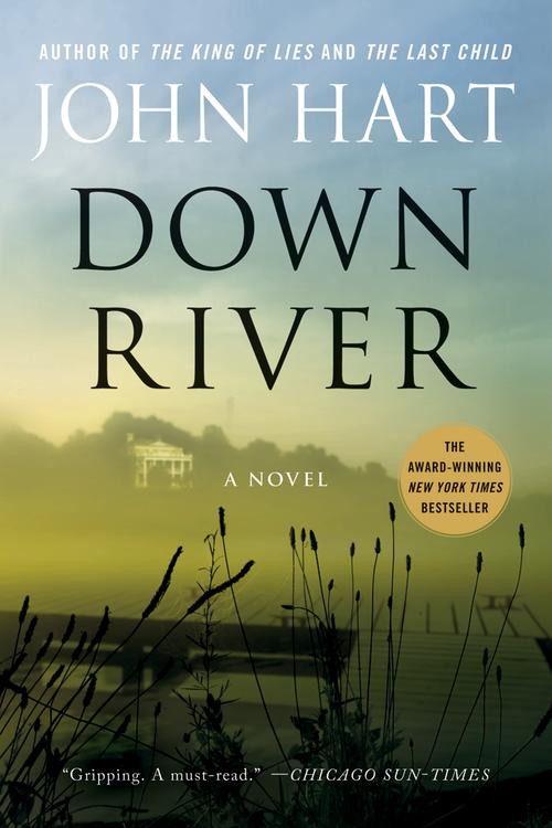 Redemption Road — Author John Hart