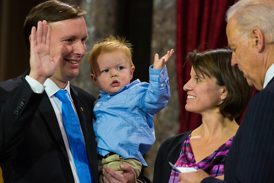 U.S Senator Chris Murphy   #Filibuster #Father via AmericaBlog.com