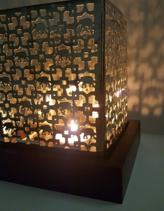 elephant approved™ candle lantern