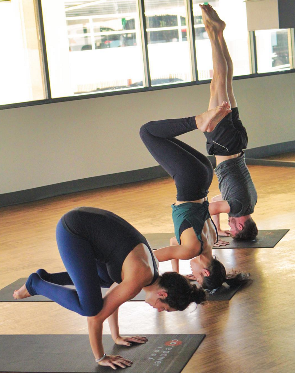 Photo: @corepoweryoga