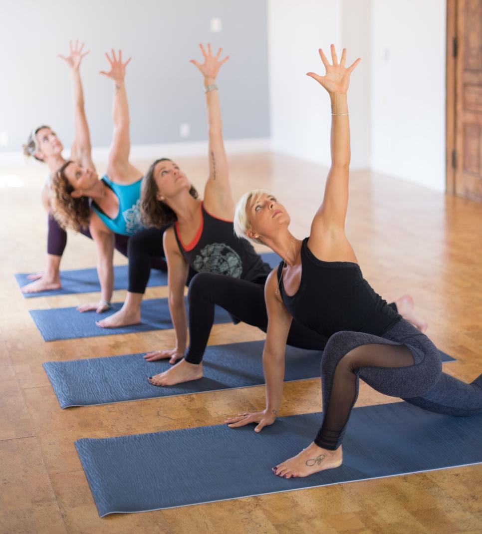 Photo: Shakti Power Yoga