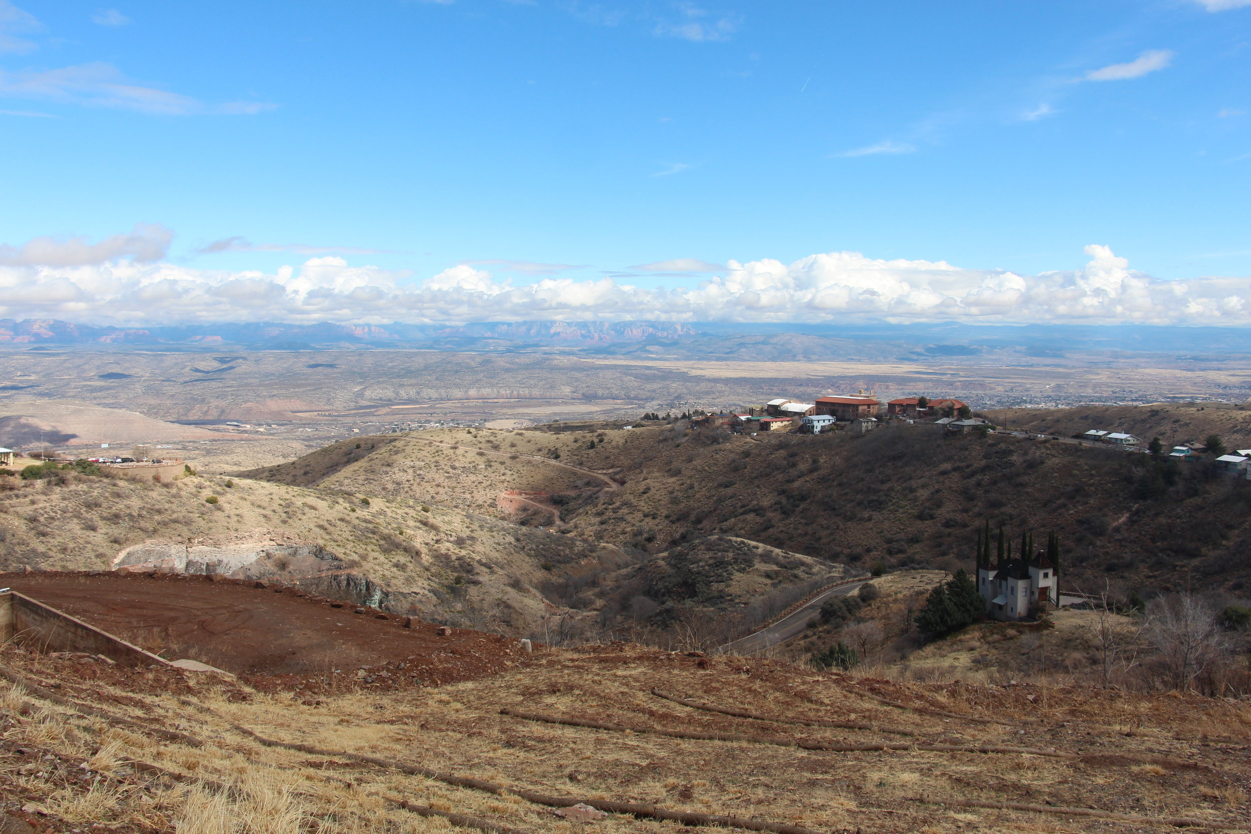 Jerome view by Mindy Larsen