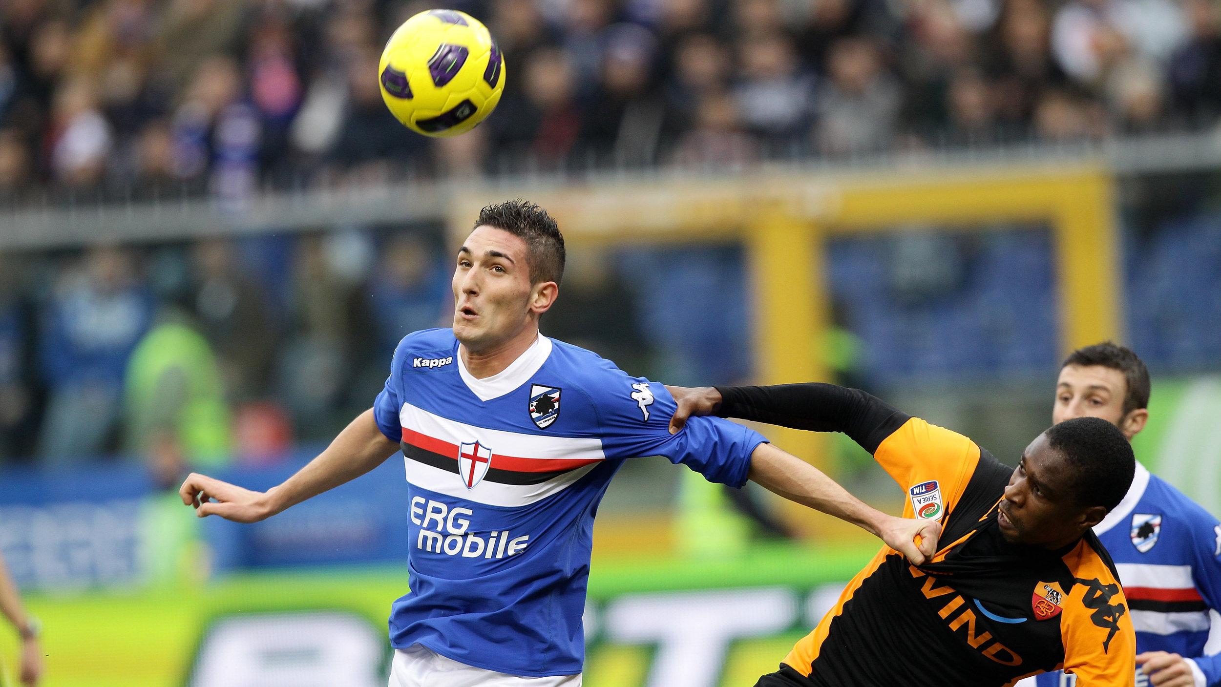 AGONA Scouting Report: Who is New Panathinaikos Striker Federico Macheda —  AGONAsport.com