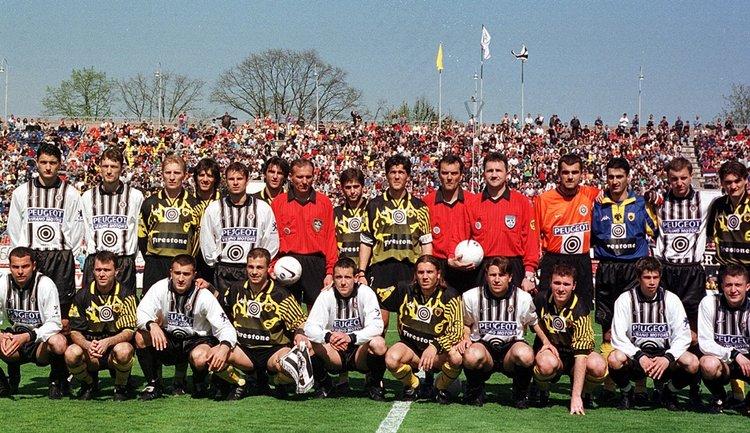 AEK AGONA Flashback: A Friendly Like No Other — AGONAsport.com