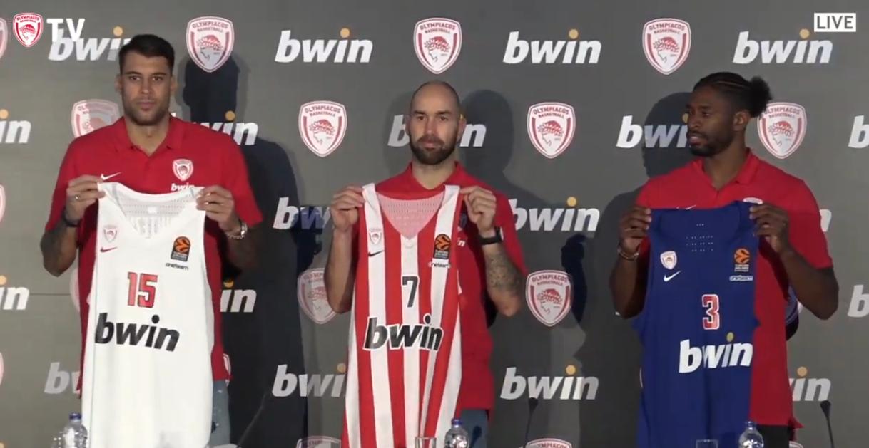 visión Unir público  Olympiacos unveil new jerseys for 2019/2020 campaign<br/> — AGONAsport.com
