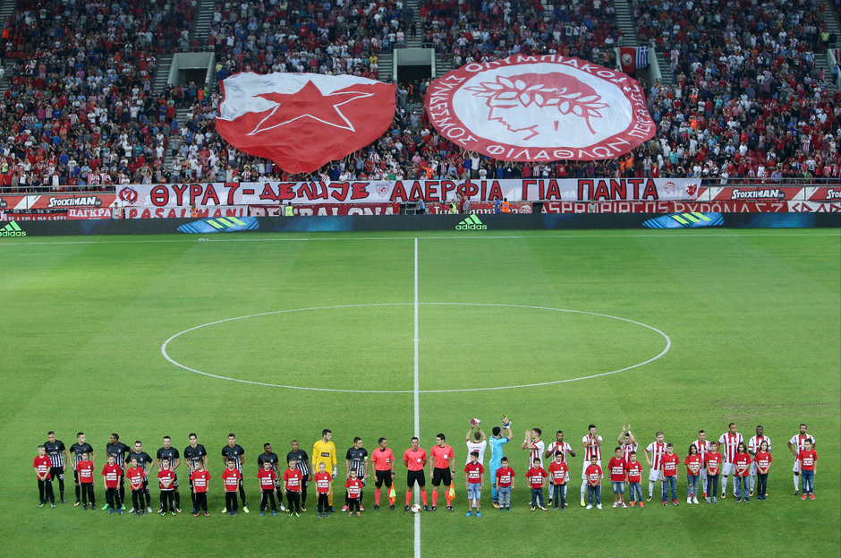 Brothers Olympiacos Red Star Set For Memorable Champions League Encounter Agonasport Com