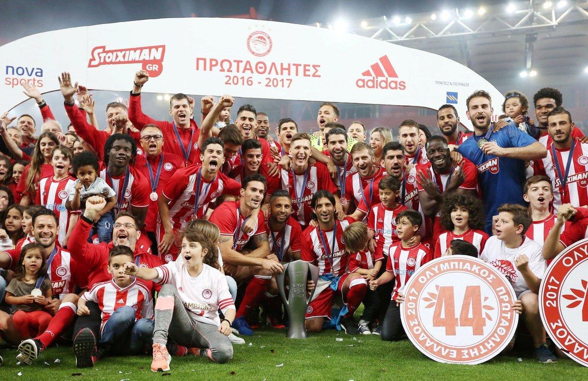 Decade Review Olympiacos Fc Another Decade Of Dominance Br Agonasport Com
