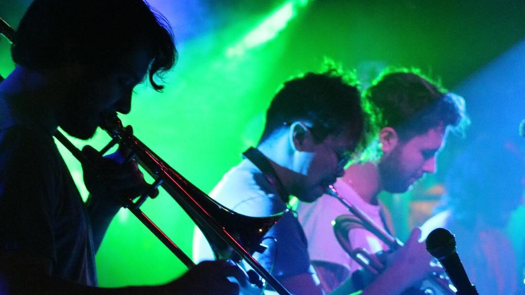 Tropidelic at The Pickle Barrel
