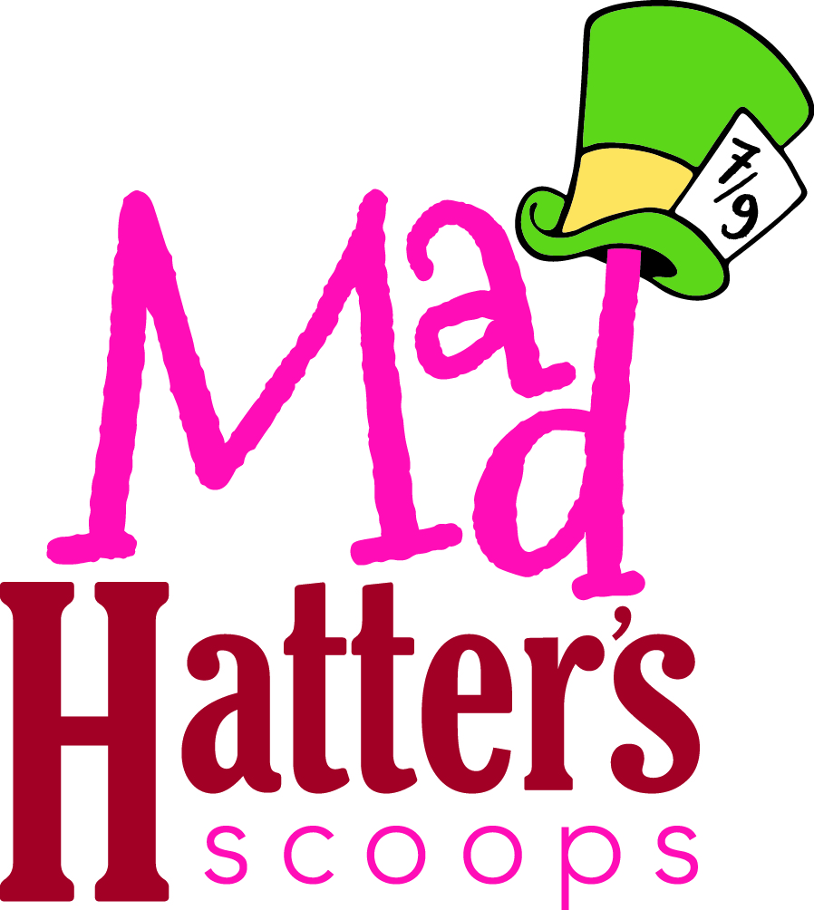 We're All Mad Here...  Mad Hatter's Scoops provides the Killington area with the best ice cream you'll ever have