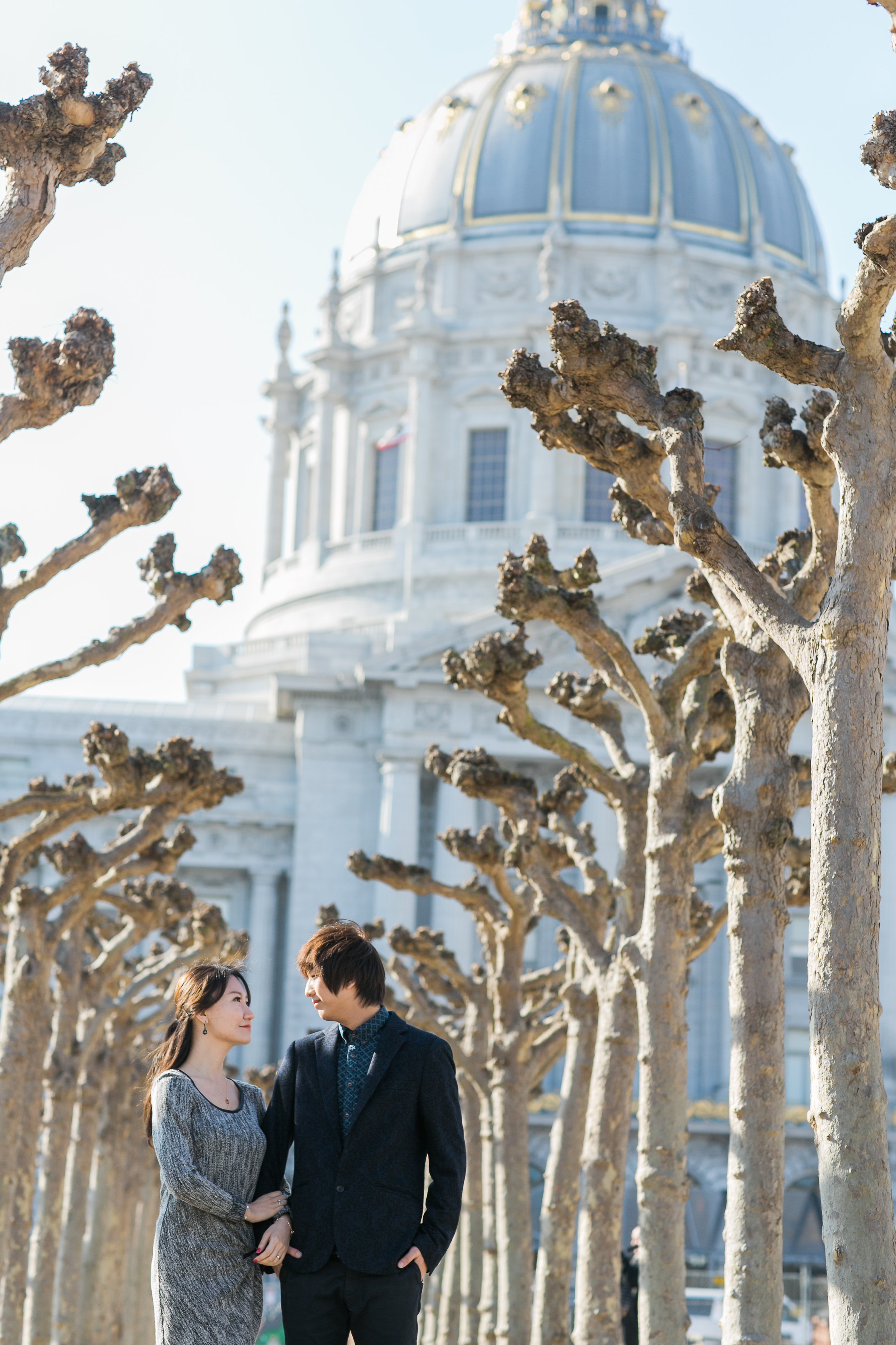 San Francisco City Hall engagement session7 .jpg