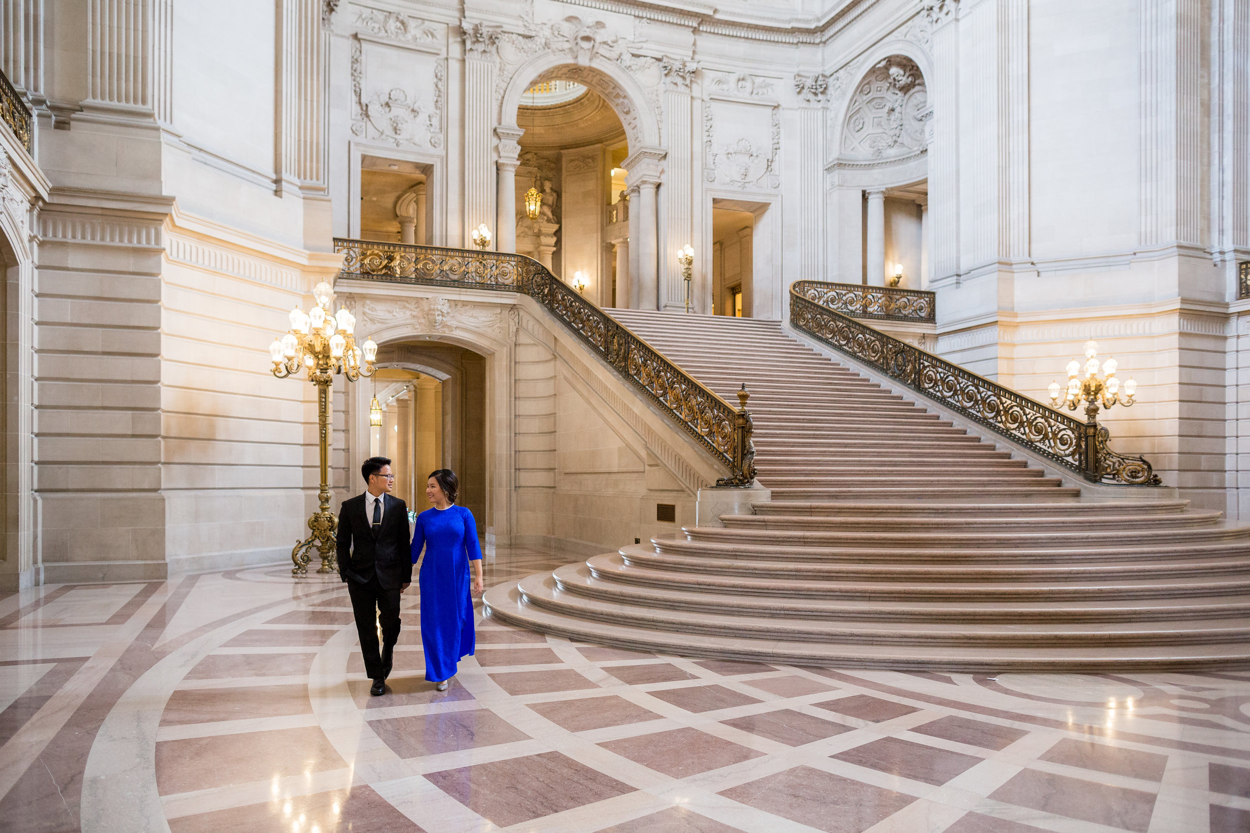 david kim photography city hall san francisco wedding.jpg