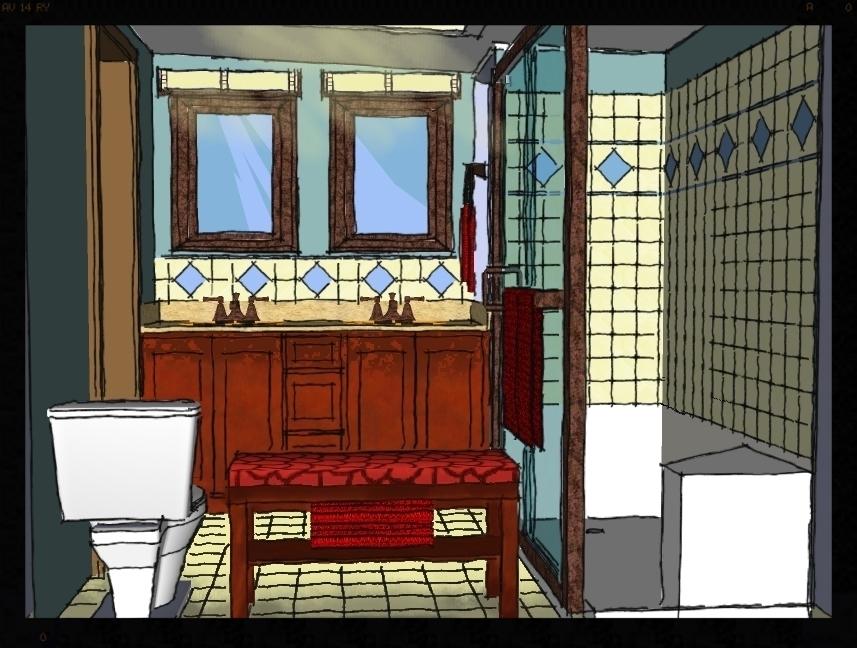 Laurelhurst Bathroom Remodel