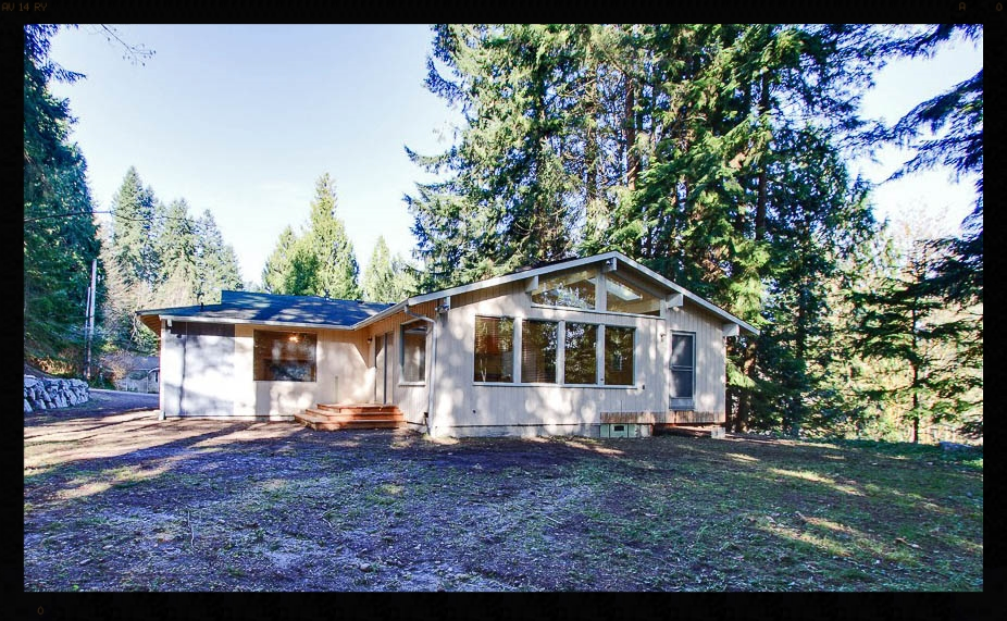 Woodinville Ranch Back Yard Makeover Before