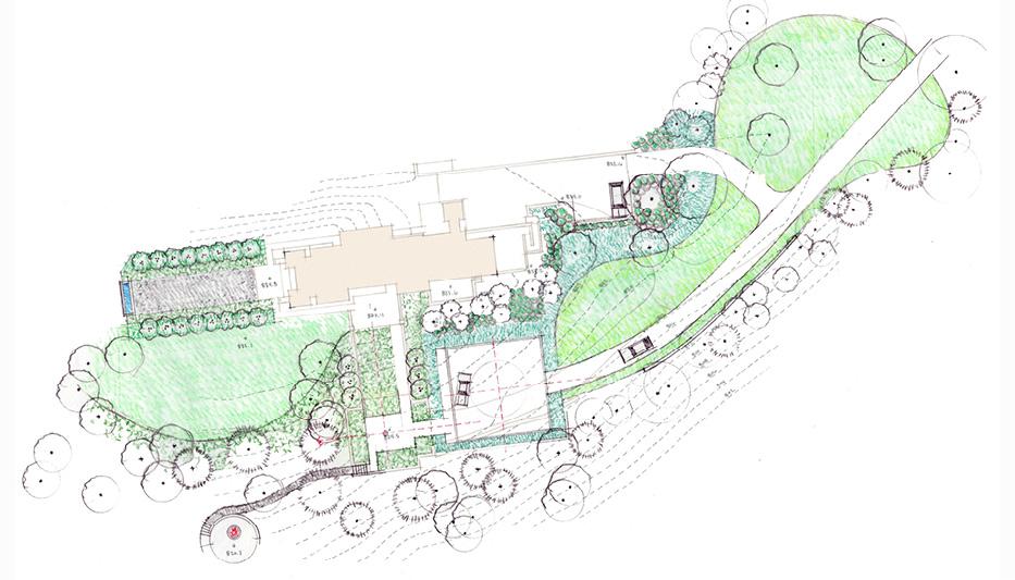 Fitzgibbon Site Plan