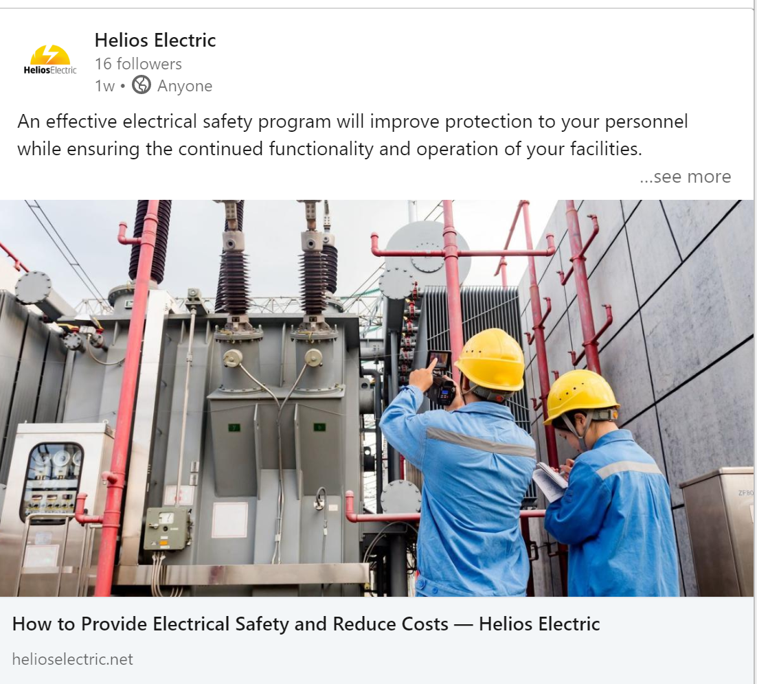 Helios Electric  Company Page Admin   LinkedIn.png