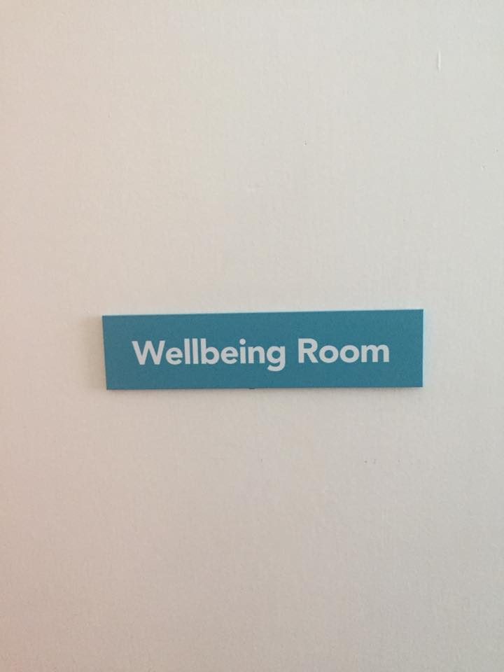 Wellbeing Room at Lilac House - A space in Lilac House to promote relaxation and stress management in young people with physical and learning disabilities, their parents, carers, siblings and extended families.