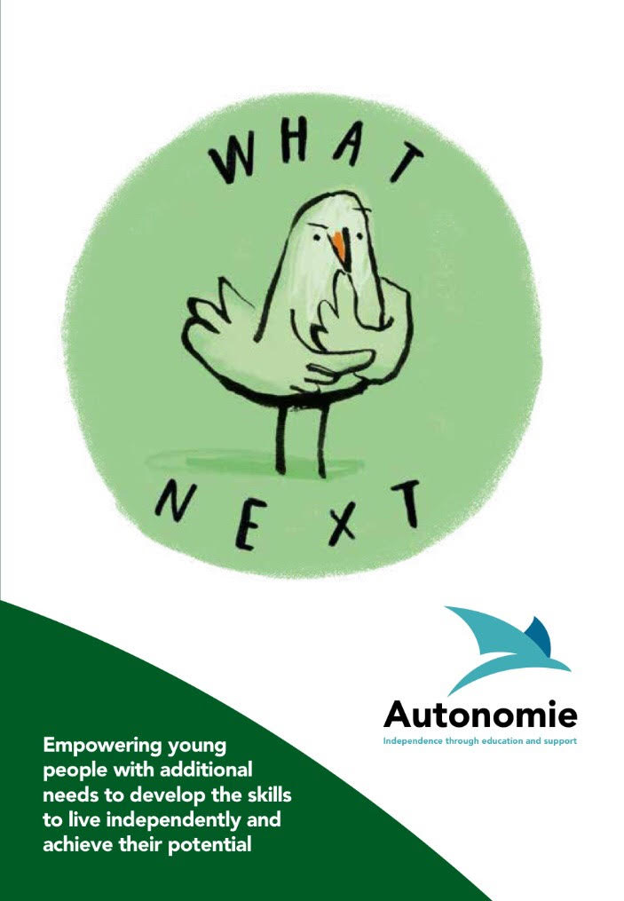 What Next programme leaflet - DOWNLOAD LEAFLET