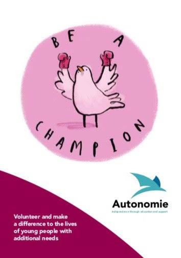 Be a champion leaflet - DOWNLOAD LEAFLET