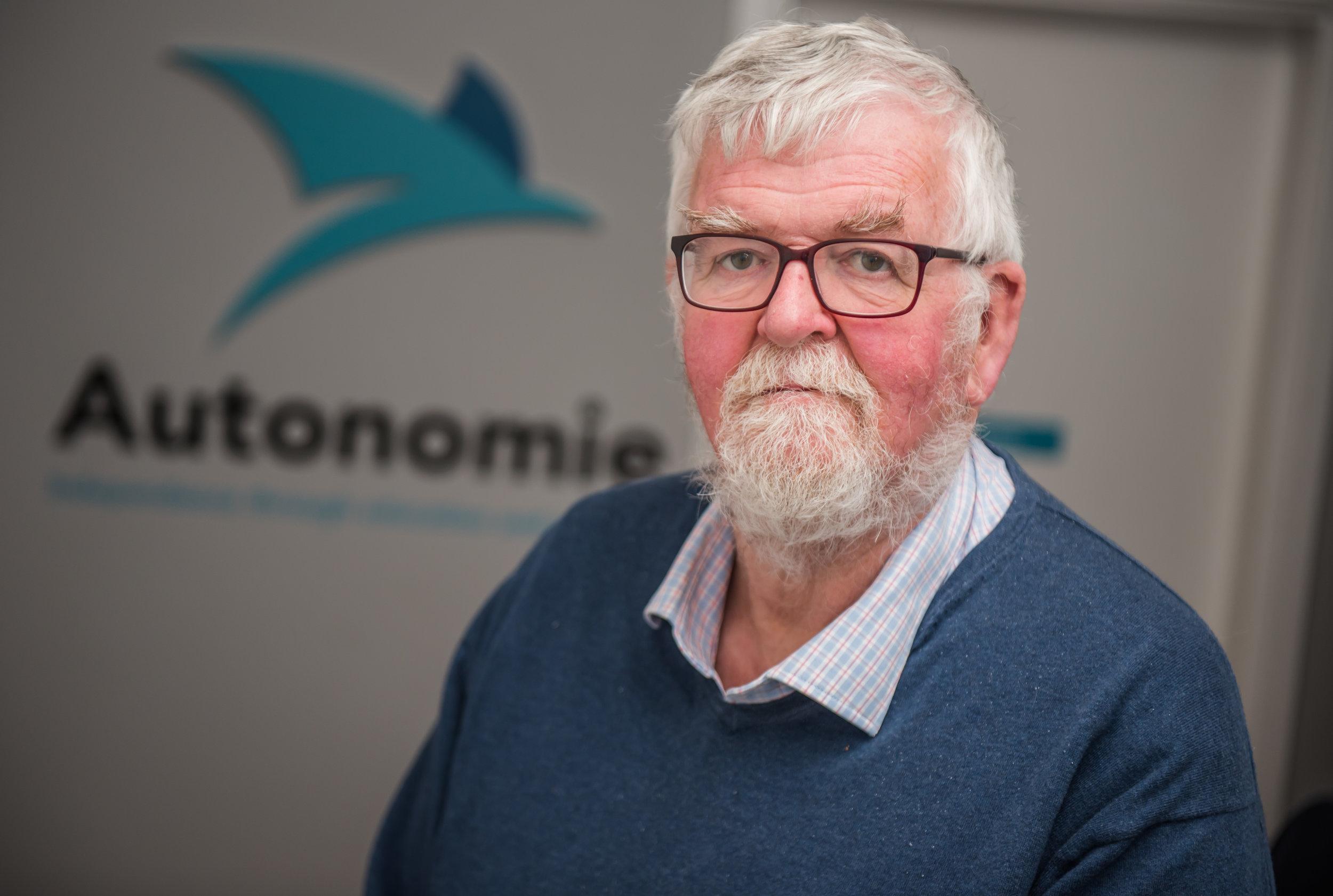 Mr Paul Jeffers, Chairman -