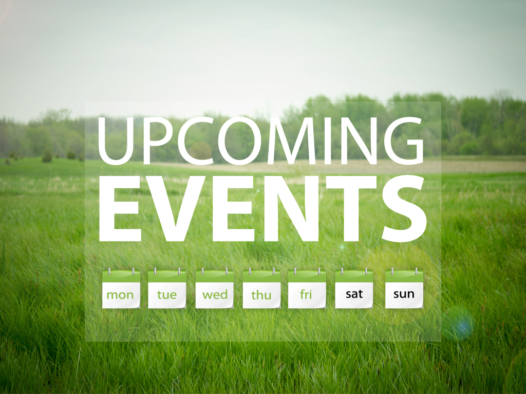 Calendar and Events