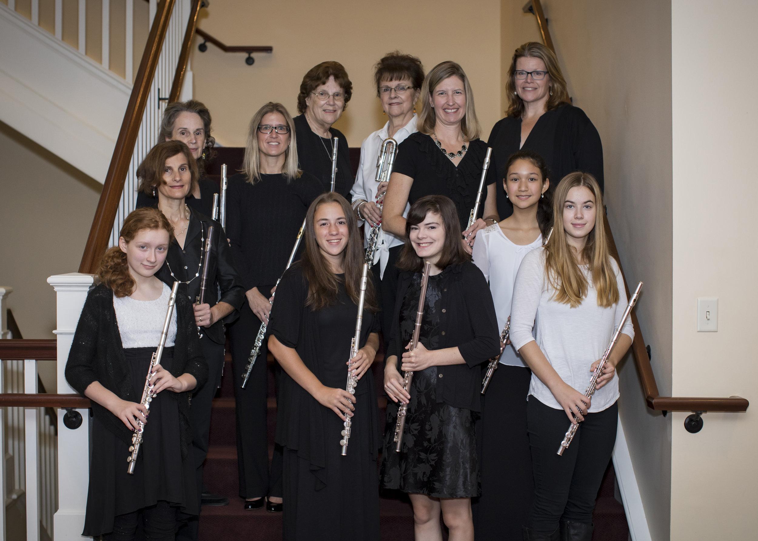 Flute Choir - Beth Shirk, Director