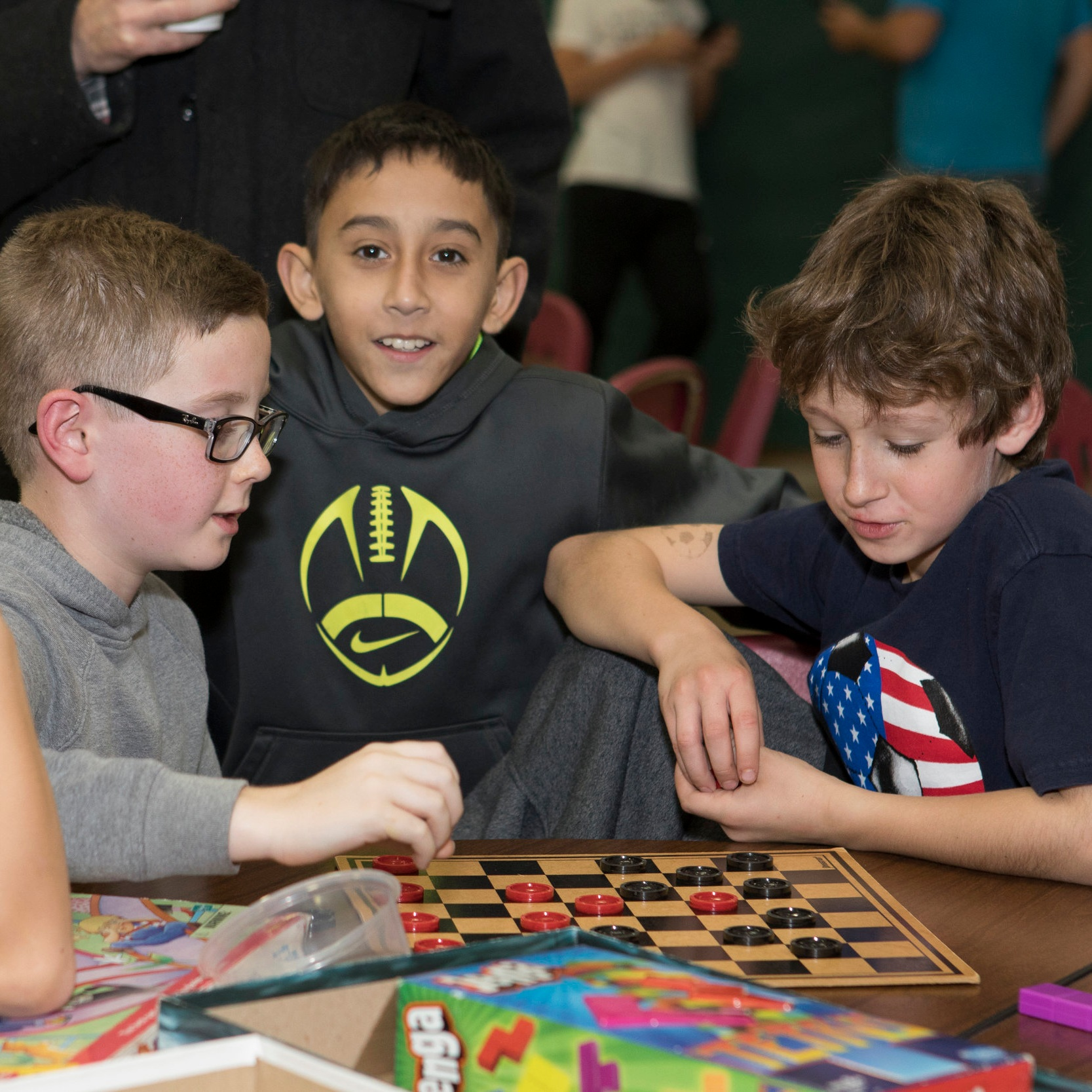 Children's Clubs - 6:30-7:30 PMChildren's clubs at Westminster church are intended to help boys and girls aged 4 through grade 6 develop Christian character and build relationships with God, peers, family, and caring adults. Parents, along with Christian men and women of Westminster Church, provide positive role models and promote spiritual growth as they integrate biblical pricipals into learning activities, service projects, fun, and games. Clubs meet weekly September-May, 6:30 - 7:30 pm.Registration cutoff date is September 25. Registrations cannot be accepted mid-year.
