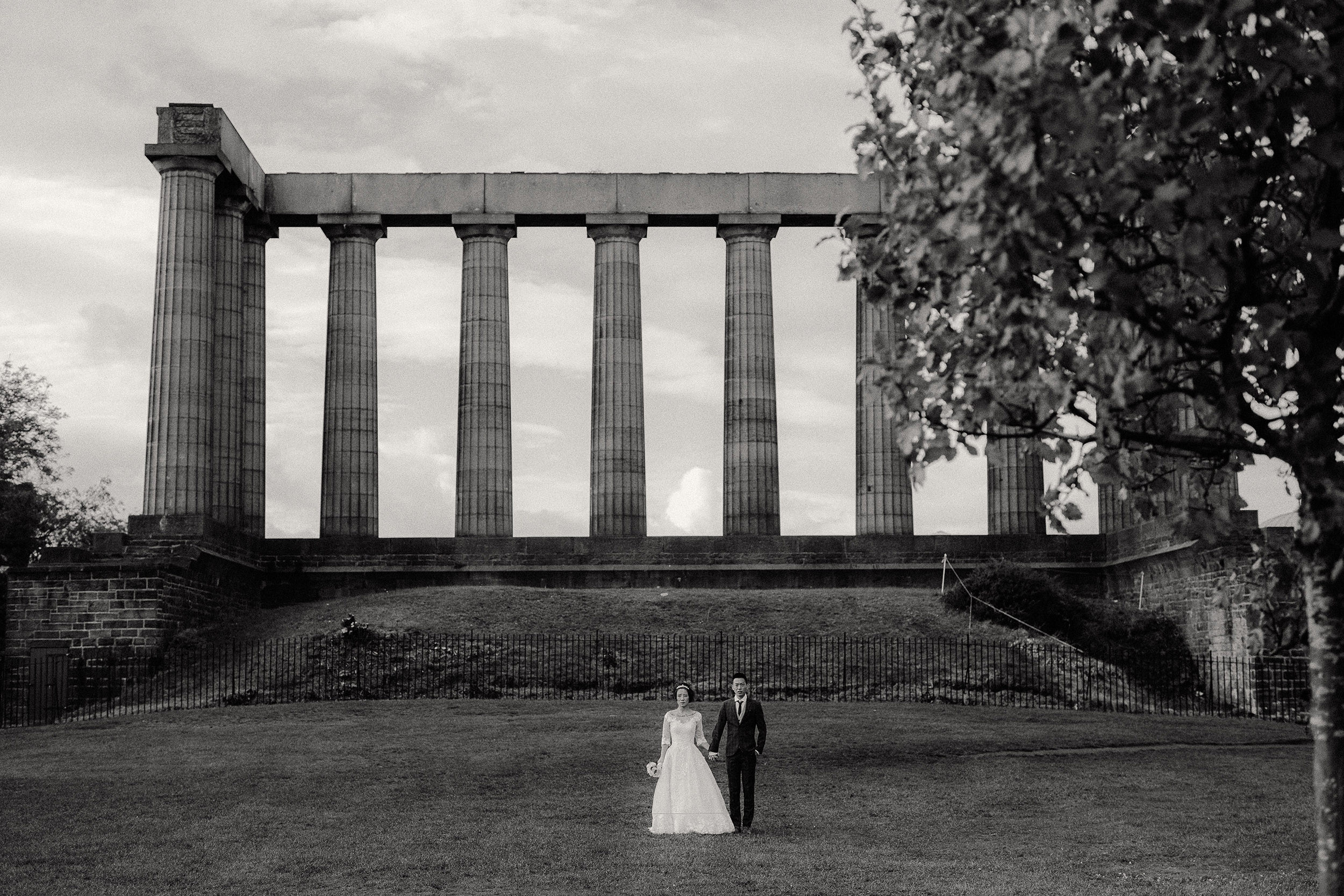 affordable wedding photography in edinburgh