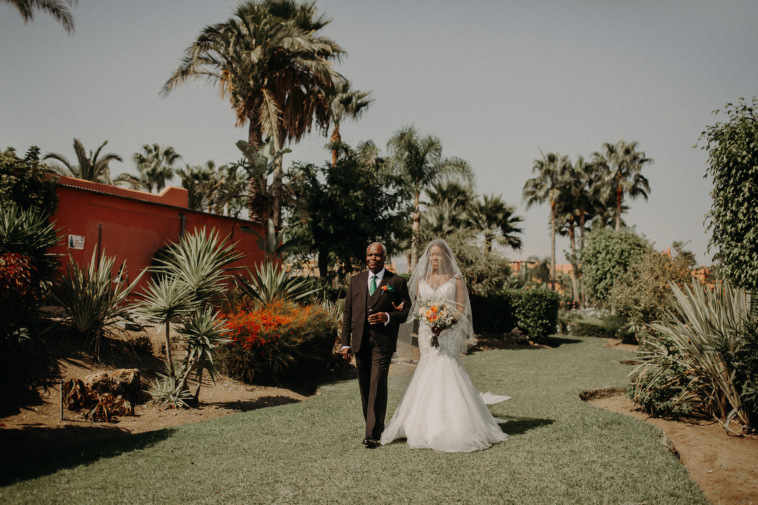 alternative wedding photographer costa del sol