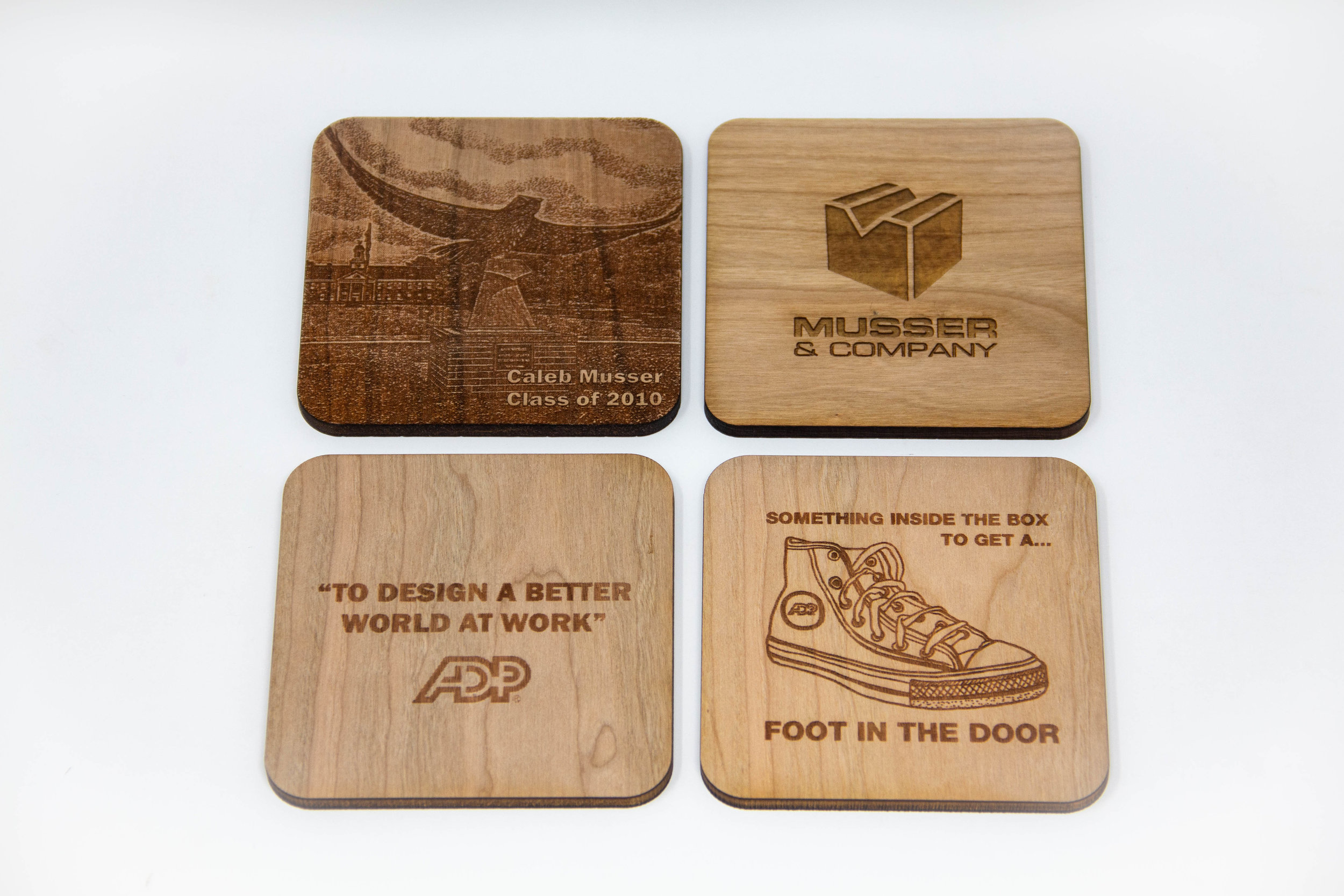 Coasters Example
