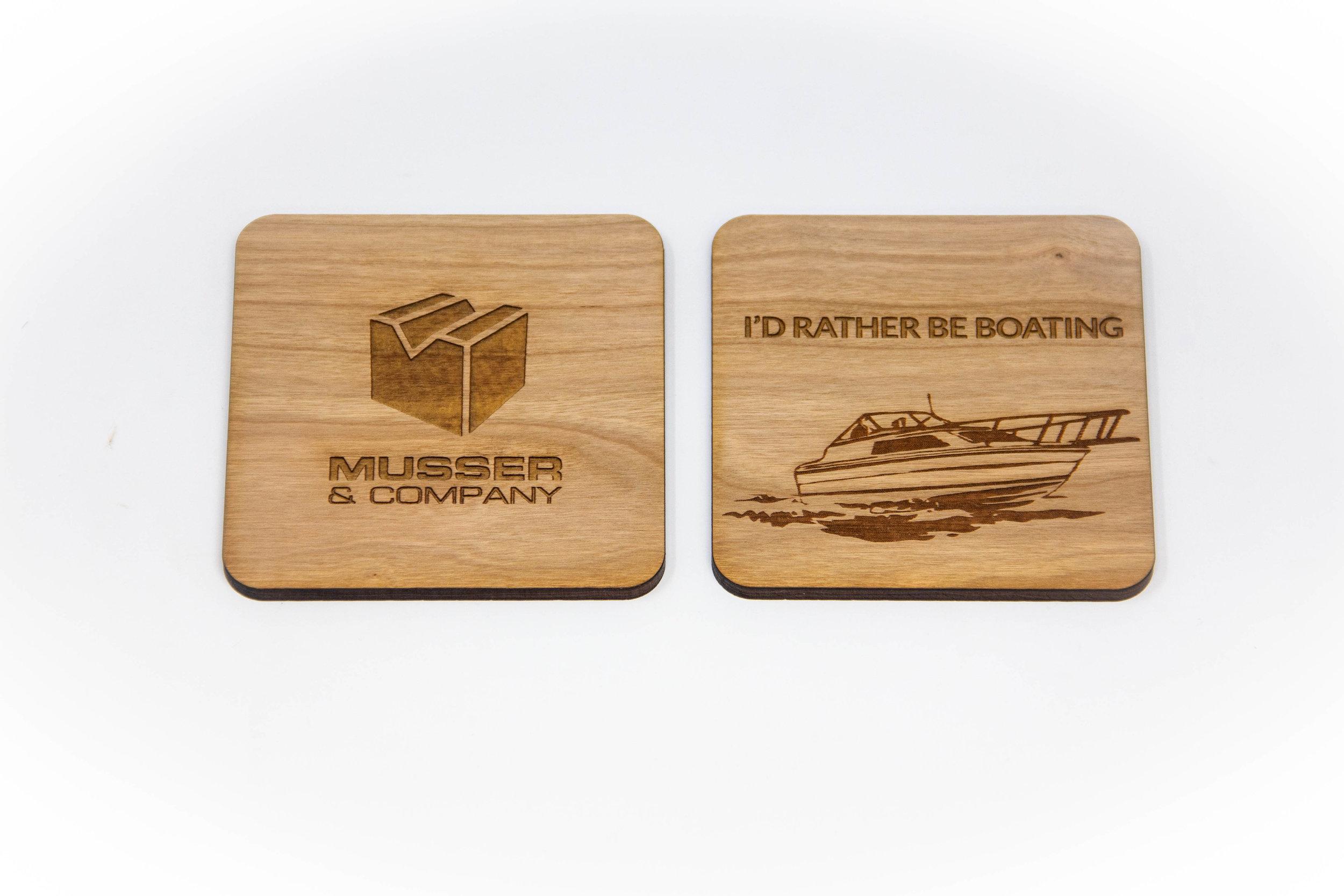 Custom Coaster Examples