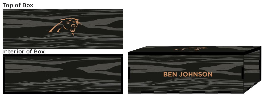 Veneer Wine Box