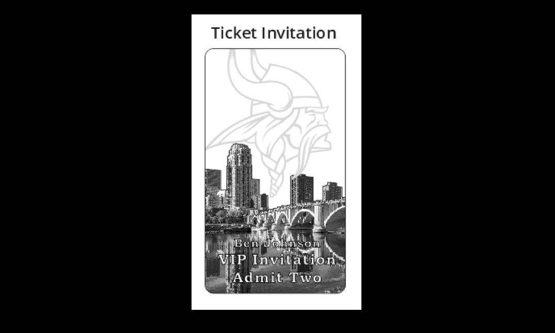 Ticket Box Door-Opener - $95