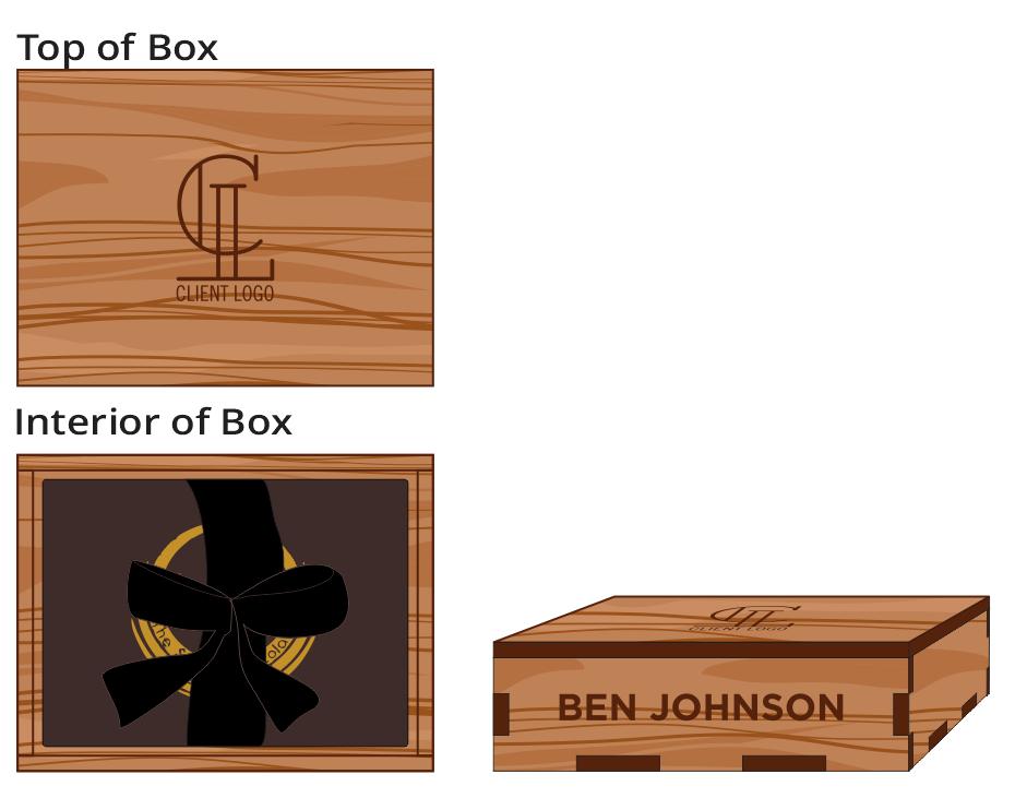 Veneer Artisan Chocolate Box