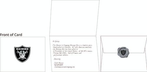Wax-Sealed Hand-Written Letter - $10