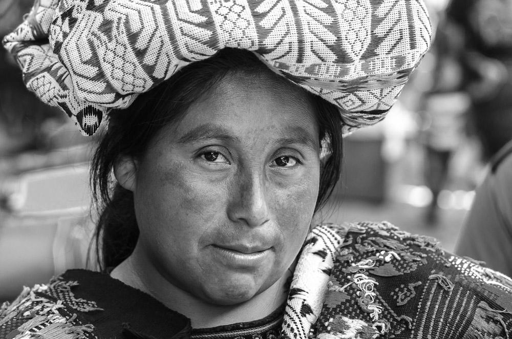 "Creative Commons, ""Mayan Woman,"" Stefano Ravalli"