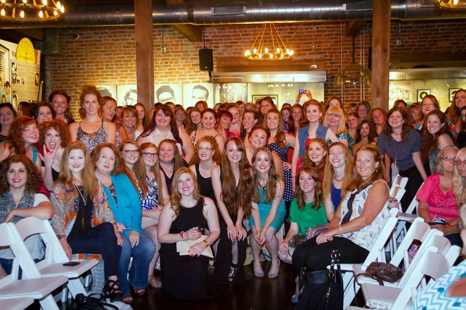 The  1st Annual Love Your Red Hair Day  was celebrated last year on the final  Rock it like a Redhead Beauty Tour  stop-- a beauty tour for redheads that made stops in Austin, Nashville, Seattle, Chicago and NYC.  The day trended on social media, as thousands of redheads used the    #LoveYourRedHairDay  in their Instagram captions, tweets and Facebook posts. Let's make it happen again this year!