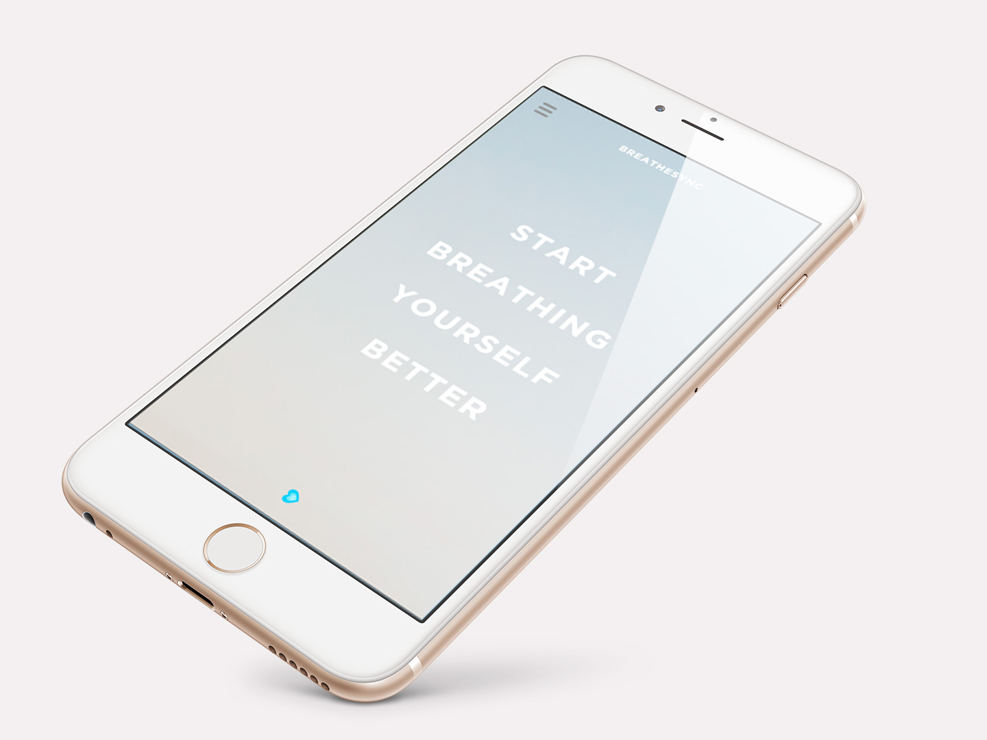 BREATHE SYNC   Brand Identity, Partnership Strategy, App Design