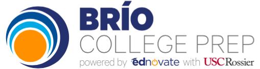 Ednovate Brio College Prep - Los Angeles - Pico-Union/Westlake.