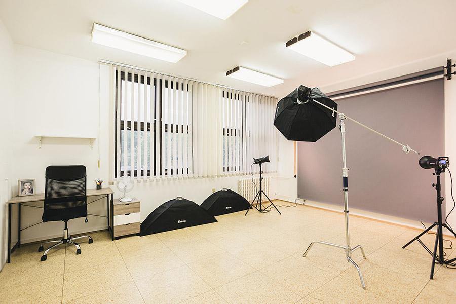 fotografické studio, Petr Holuša, Kopřivnice